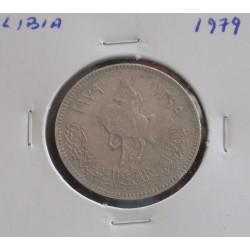 Libia - 100 Dirhams - 1979