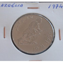 Argélia - 5 Dinars - 1974