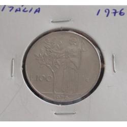 Itália - 100 Lire - 1976