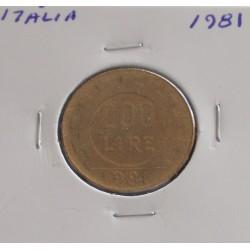 Itália - 200 Lire - 1981