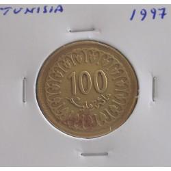Tunisia - 100 Millim - 1997