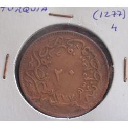 Turquia - 20 Para - ( 1277 ) 4