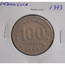 Indonésia - 100 Rupiah - 1973