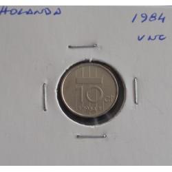 Holanda - 10 Cents - 1984 - Unc