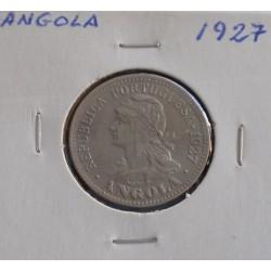 Angola - IIII Macutas - 1927