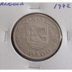 Angola - 20 Escudos - 1972
