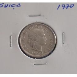Suiça - 20 Rapen - 1970