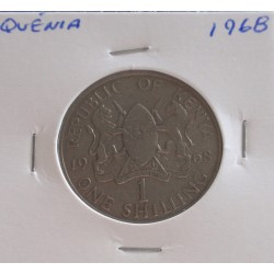 Quénia - 1 Shilling - 1968