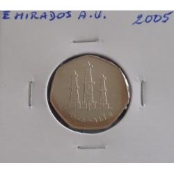 Emirados A. U. - 50 Fils - 2005