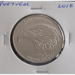 Portugal - 5 Euro - 2018 - Águia Imperial