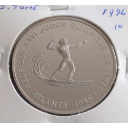 S. Tomé - 1000 Dobras - 1996 - 10