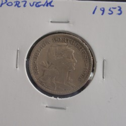 Portugal - 50 Centavos - 1953