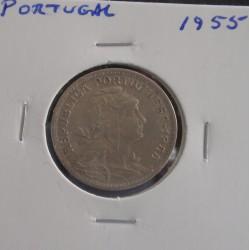 Portugal - 50 Centavos - 1955