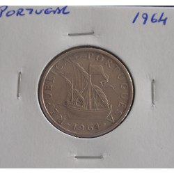 Portugal - 5 Escudos - 1964