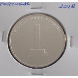 Portugal - 7,50 Euro - 2018 - Souto de Moura - Prata