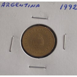 Argentina - 10 Centavos - 1992