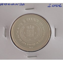 Holanda - 5 Euro - 2006 - Prata