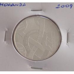 Holanda - 5 Euro - 2009 - Prata