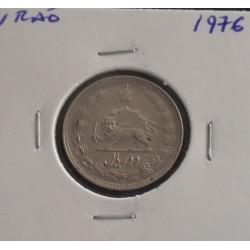 Irão - 2 Rials - 1976
