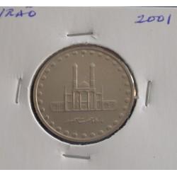 Irão - 50 Rials - 2001