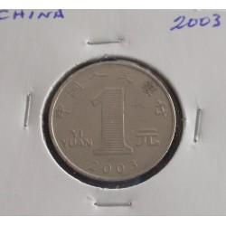 China - 1 Yuan - 2003