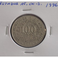 Estados de África Ocidental - 100 Francs - 1996