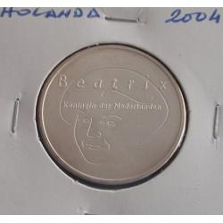 Holanda - 5 Euro - 2004 - Prata
