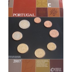 Portugal - Série Anual - 2007 - FDC