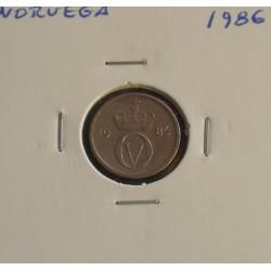 Noruega - 10 Ore - 1986