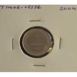 Timor - Leste - 1 Centavo - 2004