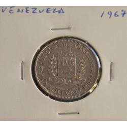 Venezuela - 1 Bolivar - 1967