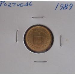 Portugal - 1 Escudo - 1989