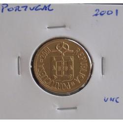 Portugal - 5 Escudos - 2001 - Unc