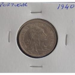Portugal - 50 Centavos - 1940