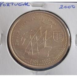 Portugal - 200 Escudos - 2000 - Terra dos Corte Reais
