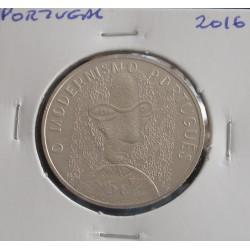 Portugal - 5 Euro - 2016 - O Modernismo