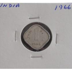 India - 1 Paisa - 1966