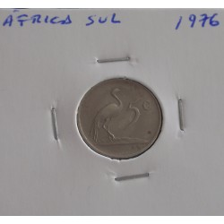 África do Sul - 5 Cents - 1976
