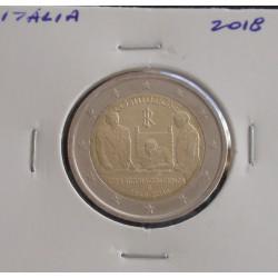 Itália - 2 Euro - 2018 - Constituição