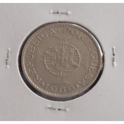 Angola - 10 Escudos - 1969