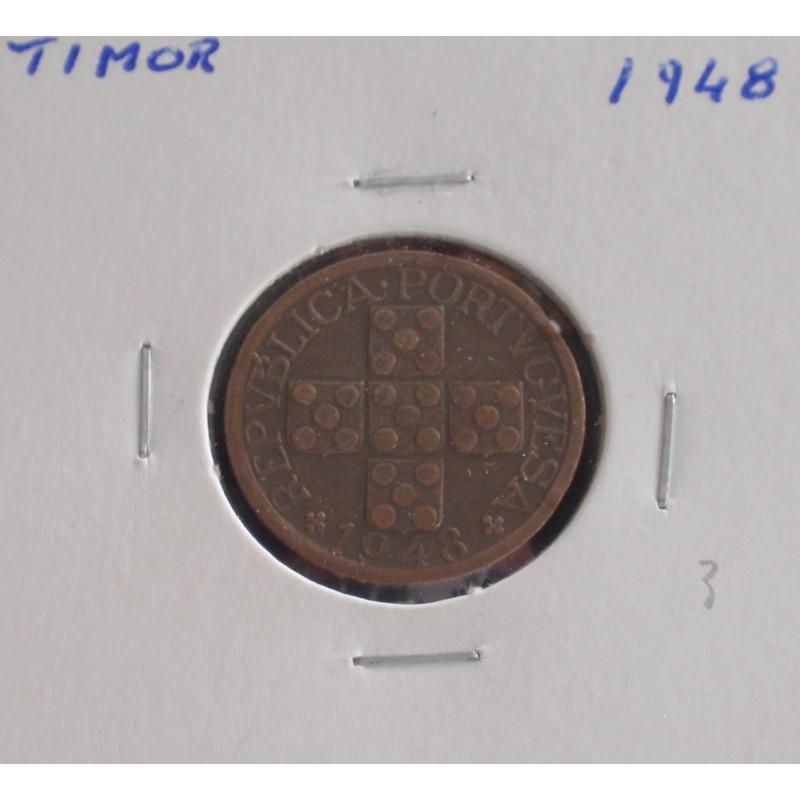 Timor - 10 Avos - 1948