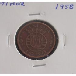 Timor - 30 Centavos - 1958