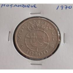 Moçambique - 10 Escudos - 1970