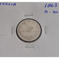 Itália - 50 Centesimi -...