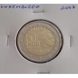 Luxemburgo - 2 Euro - 2017...