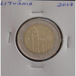 Lituânia - 2 Euro - 2017 -...