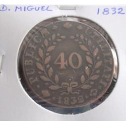 D. Miguel - Pataco - 1832