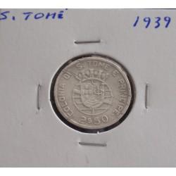 S. Tomé - 2,50 Escudos -...