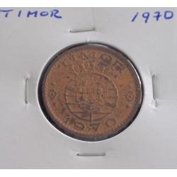 Timor - 1 Escudo - 1970