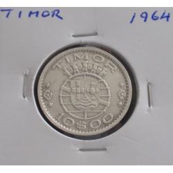 Timor - 10 Escudos - 1964 -...